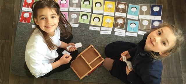 Rentrée Montessori #mars2016