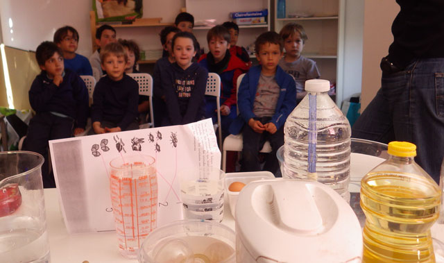 experience montessori poussee archimede 5