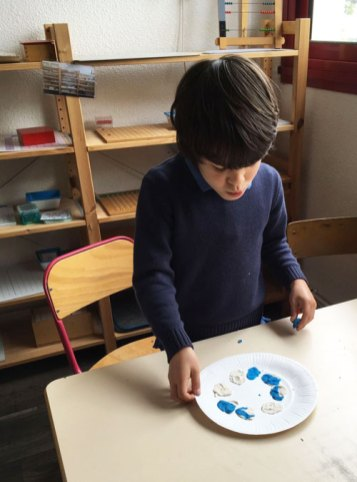 moon phases montessori