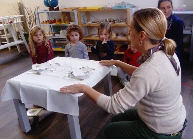 L 39 Importance De L 39 Esth Tique En Montessori Montessori International Bordeaux Gradignan