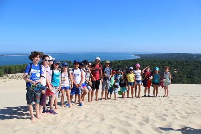 sortie dune pyla montessori international bordeaux 4