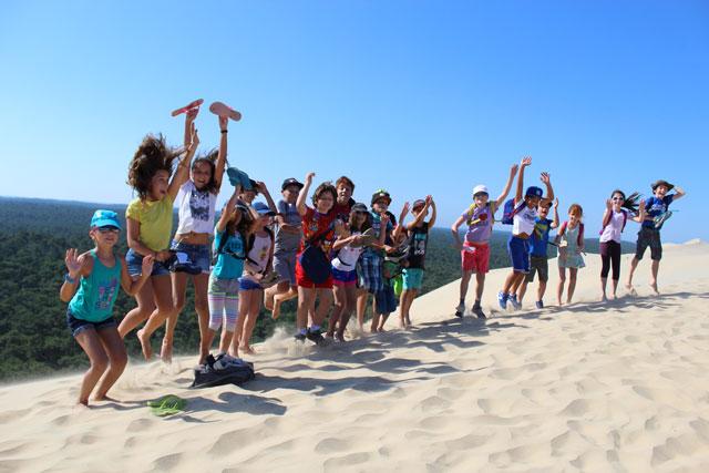sortie dune pyla montessori international bordeaux 9