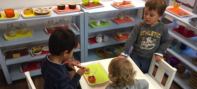 C'est l'automne, l'ambiance Montessori évolue !