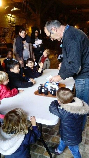 sortie musée maternelle montessori international bordeaux gardignan 12