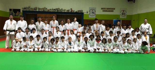 Judo à l'école et au collège