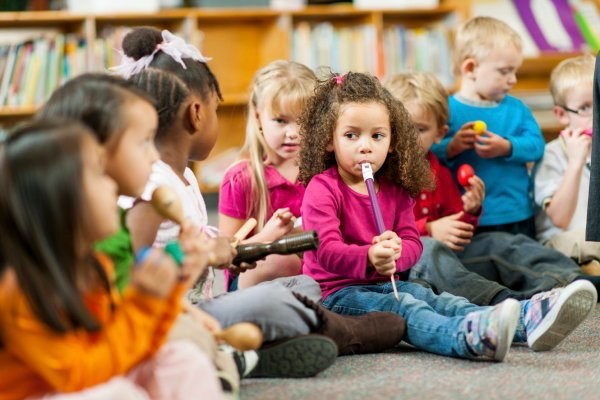 Excellent Early Childhood Education Programs Montessori