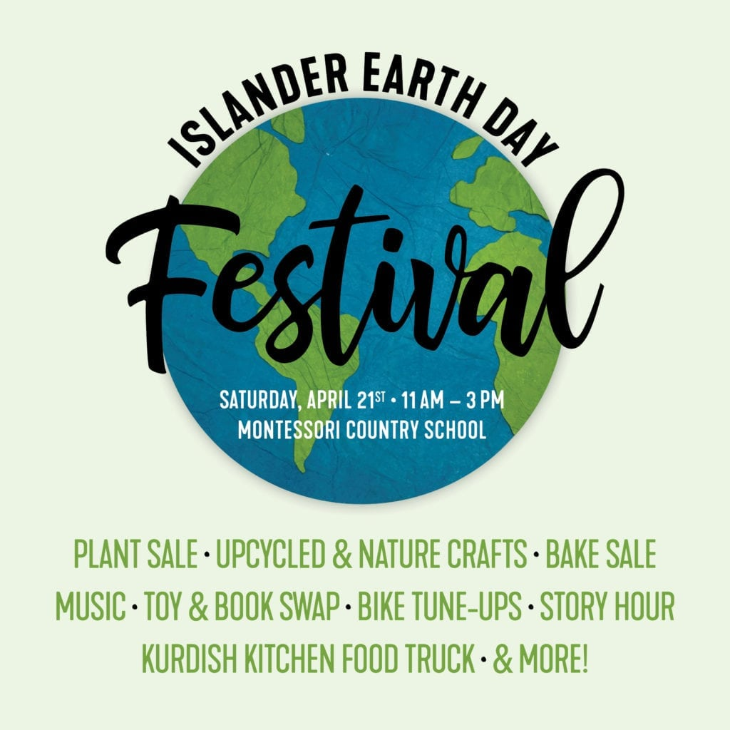 First Annual Islander Earth Day Festival