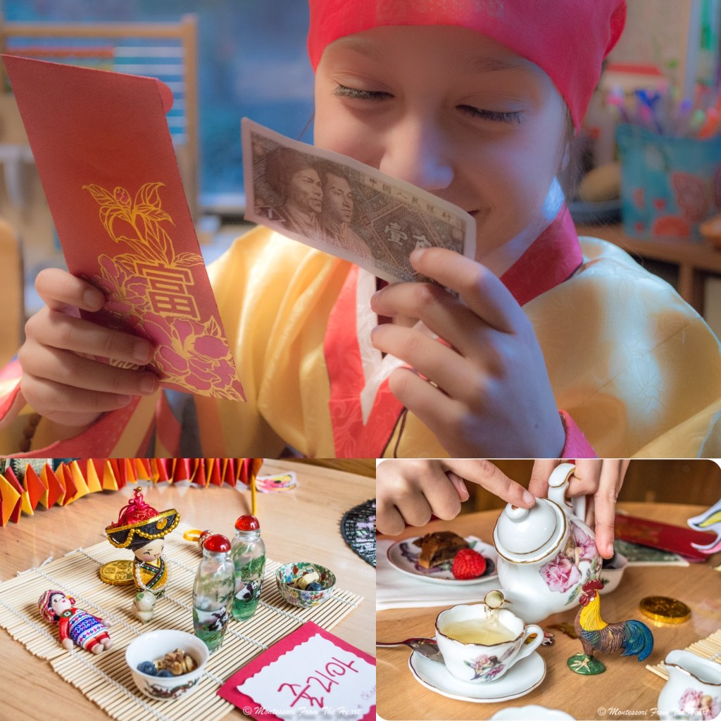 *Chinese Tea Party Lunar New Year of Rooster