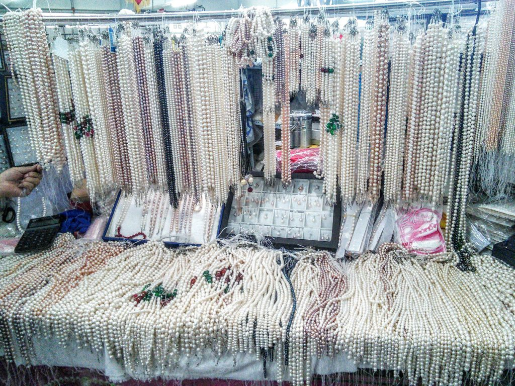 CHINESE PEARLS STORE