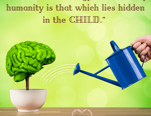 The unknown energy that can help humanity is that which lies hidden in the CHILD.
