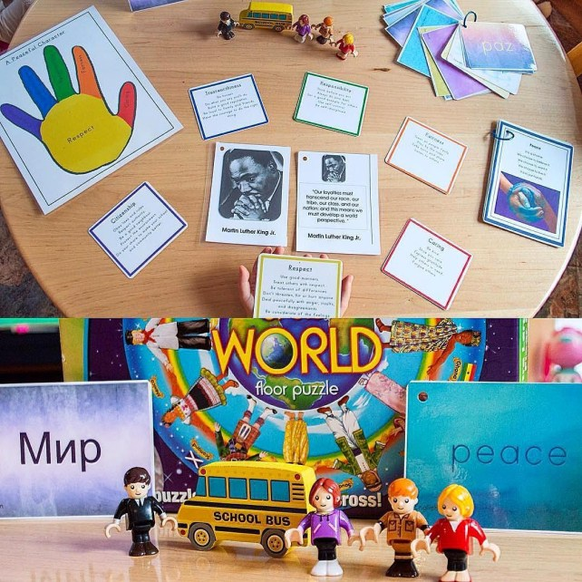 Martin Luther King Jr. Day Preschool Activities