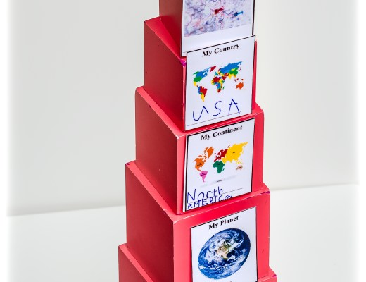 DIY-Classifications-Big-to-Small-Montessori-Pink-Tower