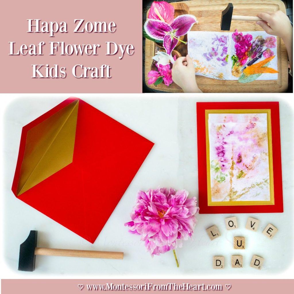 Hapa-Zome-Kids-Craft-Leaf-Dye