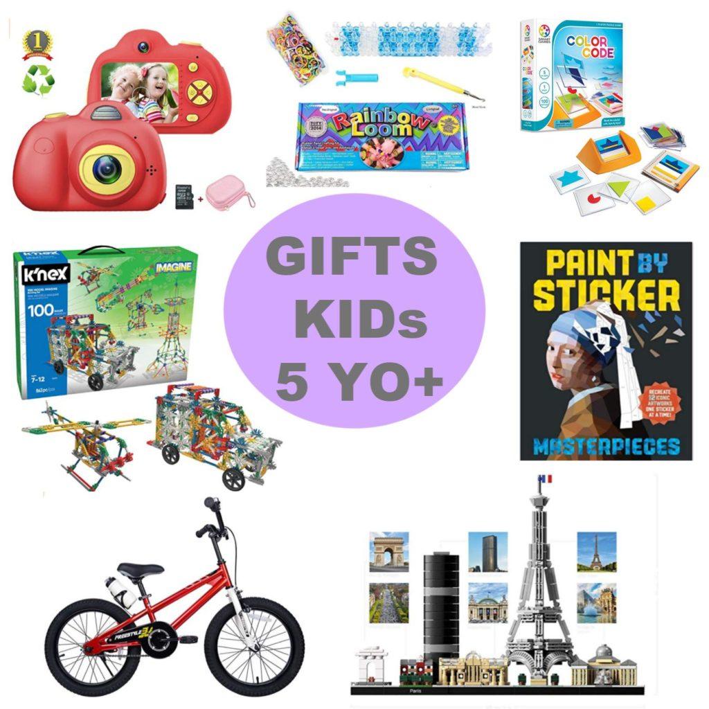 Best Holiday Gift Ideas for Older Children