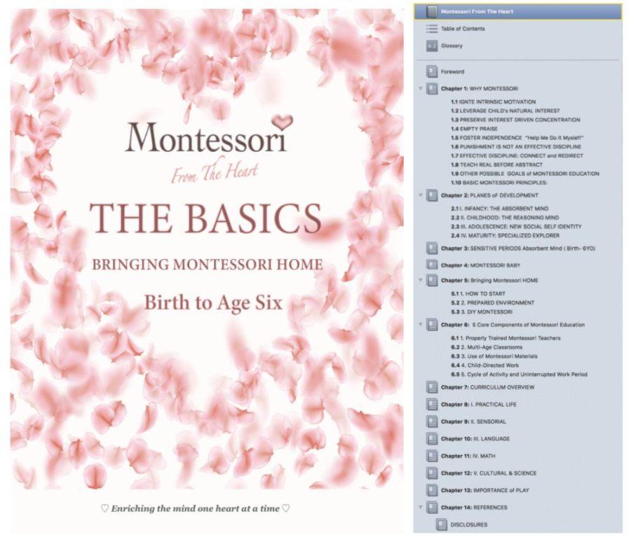 THE BASICS eBook-Bringing Montessori Home-Birth to Age Six