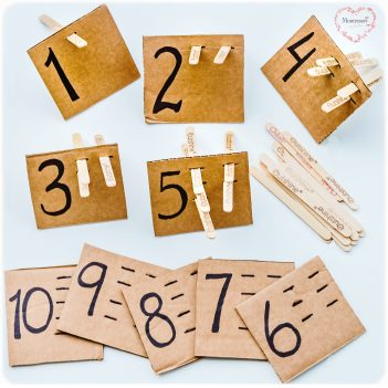 Cardboard-CARDS-and-COUNTERS-DIY-Odd-Even