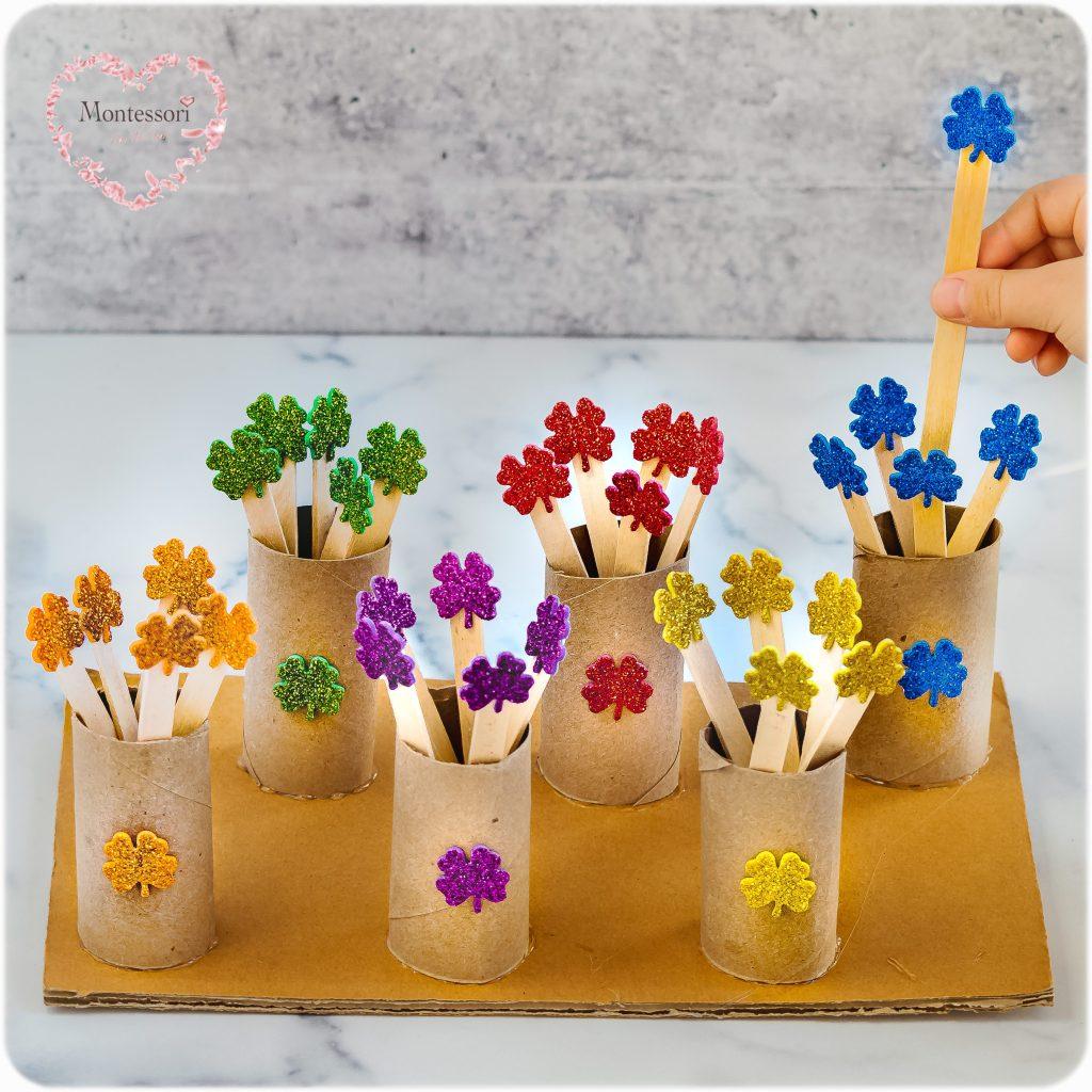 Shamrock-TPR-Craft-Sticks-Color-Match