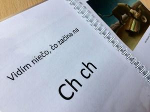 Jazyk, abeceda, obrazy