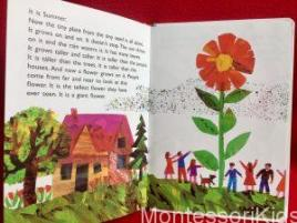Eric Carle: The Tiny Seed
