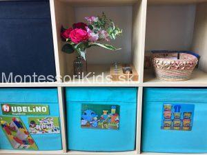 Detská izba montessori