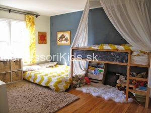 Detská izba pre súrodencov