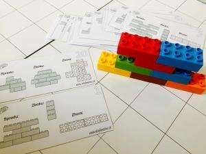 Lego predlohy