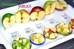 Montessori jablká