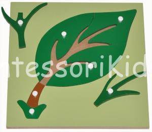 Montessori puzzle list