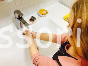Montessori umývanie rúk