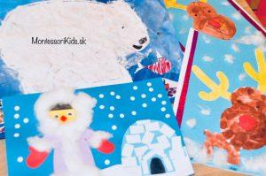 Tvorenie s deťmi Arktída