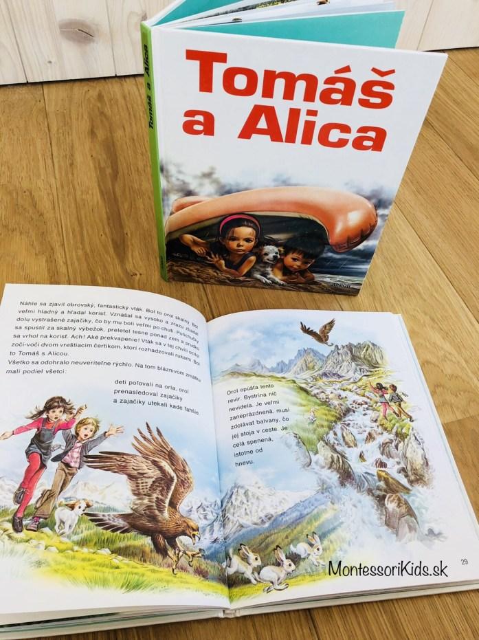 Montessori knižky