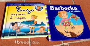 Barborka, Kubko, Terka sa učí plávať