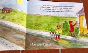 Montessori knihy o vode