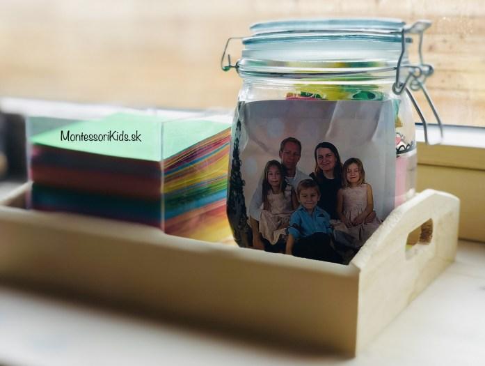 Časová kapsula MontessoriKids