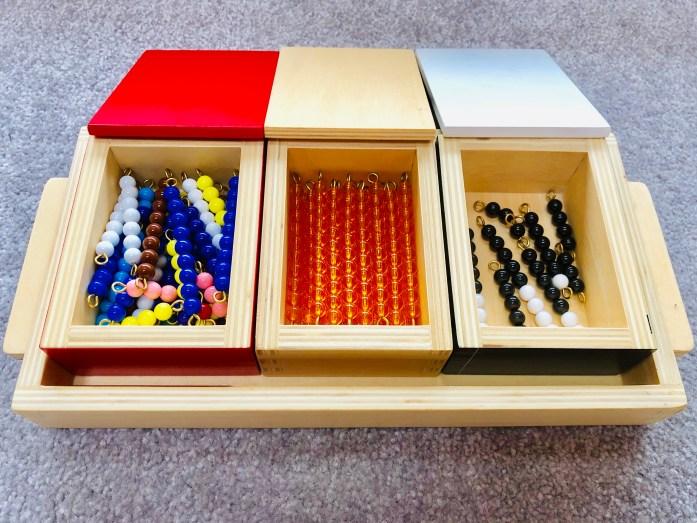 Montessori sčítanie