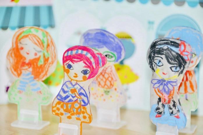 Kúzelný plast Djeco, tvorenie s deťmi