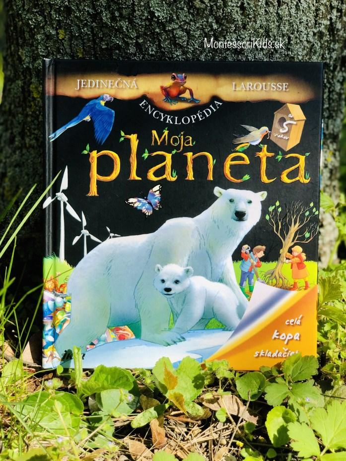Detské knihy o životnom prostredí - Moja planéta