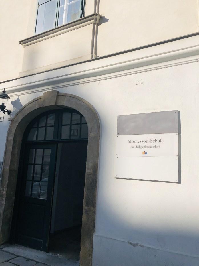 Malá Montessori škola, viedeň
