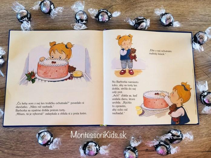 Čokoláda - knihy pre najmenších