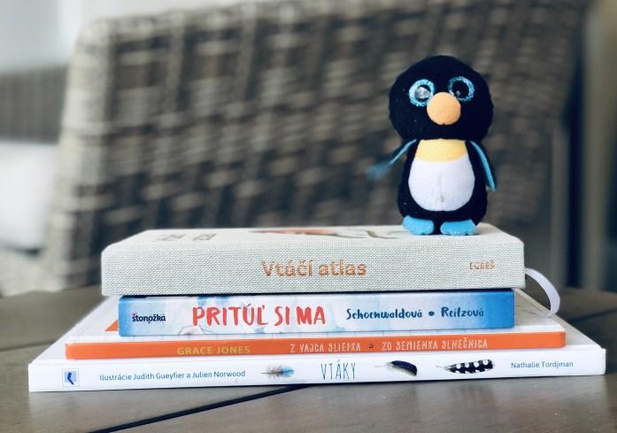 Knihy o vtákoch