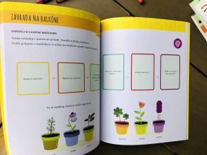 Pracovné zošity Montessori