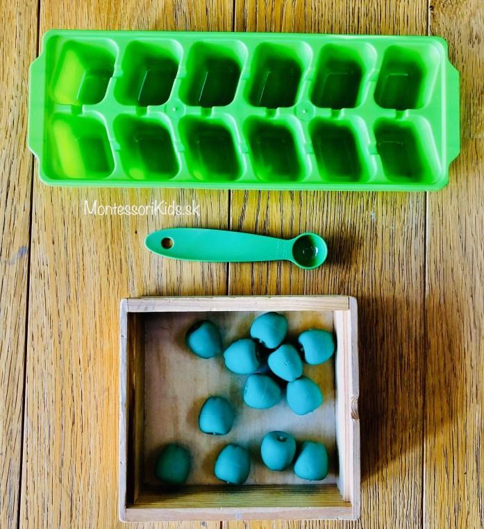 Jesenné aktivity Montessori