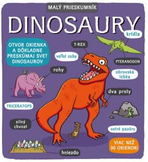 Malý prieskumník - Dinosaury