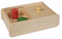 Krabička s posuvným vekom