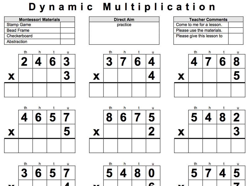 6-9 Math Computation