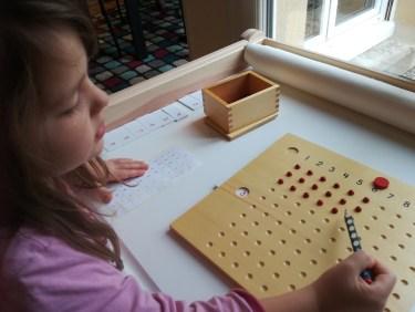 mémorisation multiplication