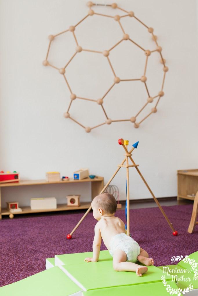 Montessori Baby Class