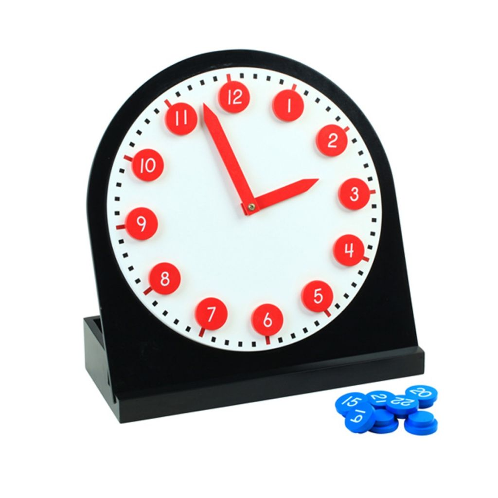 Printables Of Clock With Movable Hands