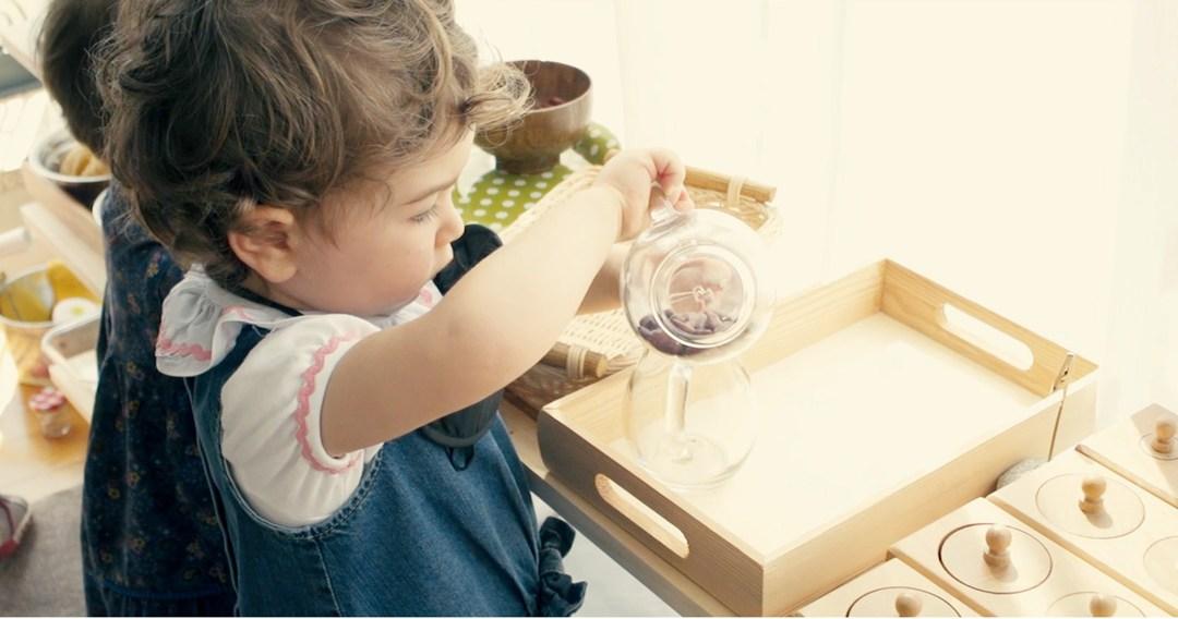 Montessori no dia-a-dia, como é?
