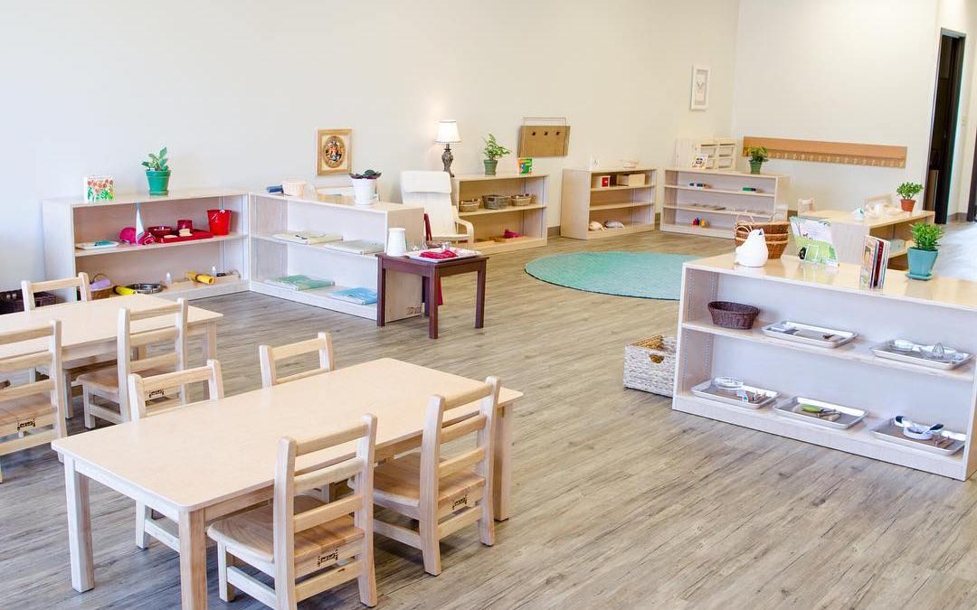 Tornar-se Assistente Montessori